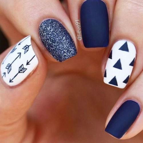 29 Nails That Don't Miss On Beauty – FavNailArt.com