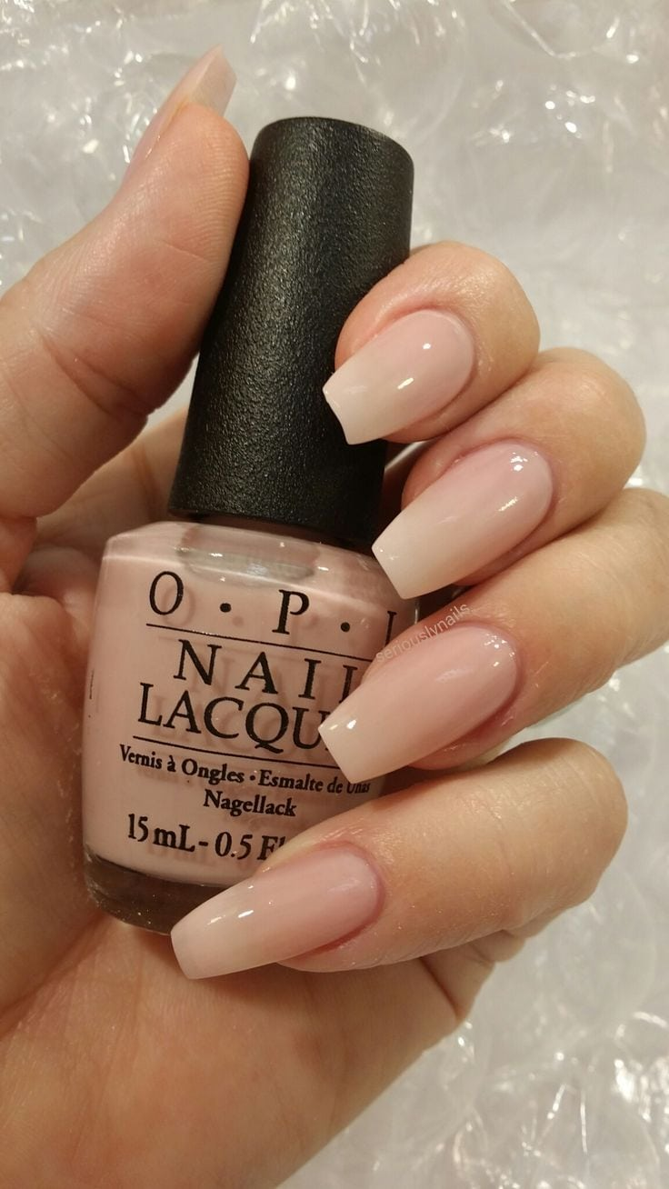 Soft Shades from OPI | Seriously Nails get the complete scoop on these new shades that re-invent the french manicure.  www.seriouslynail… OPI