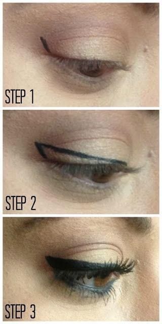 gemakkelijk eyeliner aanbrengen Source by mayrakop   …