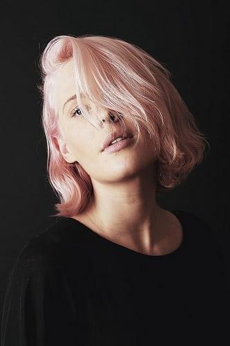 Idée Couleur & Coiffure Femme 2017/ 2018 :    Description   Pink hair                        …