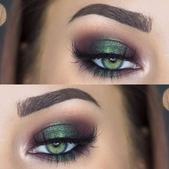 Eye Makeup For Green Eyes | Makeup Looks For Green Eyes – Part 16