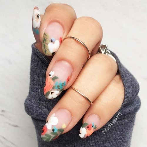 Cute Designs For Oval Nails To Rock Anywhere ★ See more: glaminati.com/… Source by LaceyOphotography   …