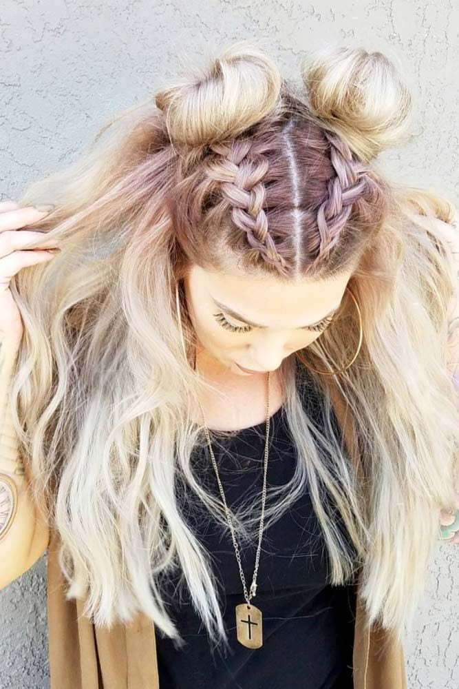 Easy Hairstyles for Spring Break ★ See more: glaminati.com/… Source by ladylejli   …