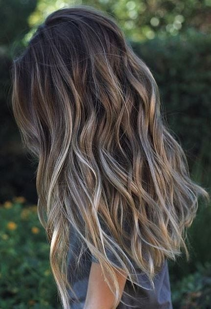 Winter Hair Colors To Try Right Now