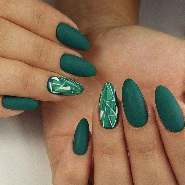 Дизайн ногтей 2018-2019 года: модные новинки, фото идеи и примеры дизайна ногтей | GlamAdvice Source by tl8891   …