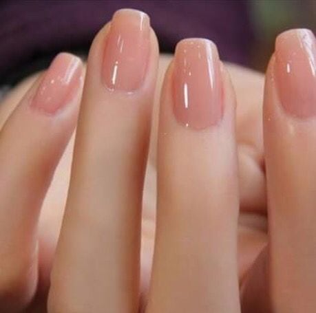 natural%2Bnails%2Bidea%2B2018%2B%25284%2529 natural nails idea 2018 no polish at all Nail Art salonnail polish nopolish natural nailsart nails idea 2018