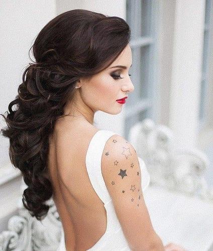 Coiffure De Mariage   Description   Wedding Hairstyle: Elstile      flashmode.be/coiffure-de-mariage-wedding-hairstyle-elstil…  Posté par flashmode.be  sur 2018-08-10 14:50:44      Tagged:    …