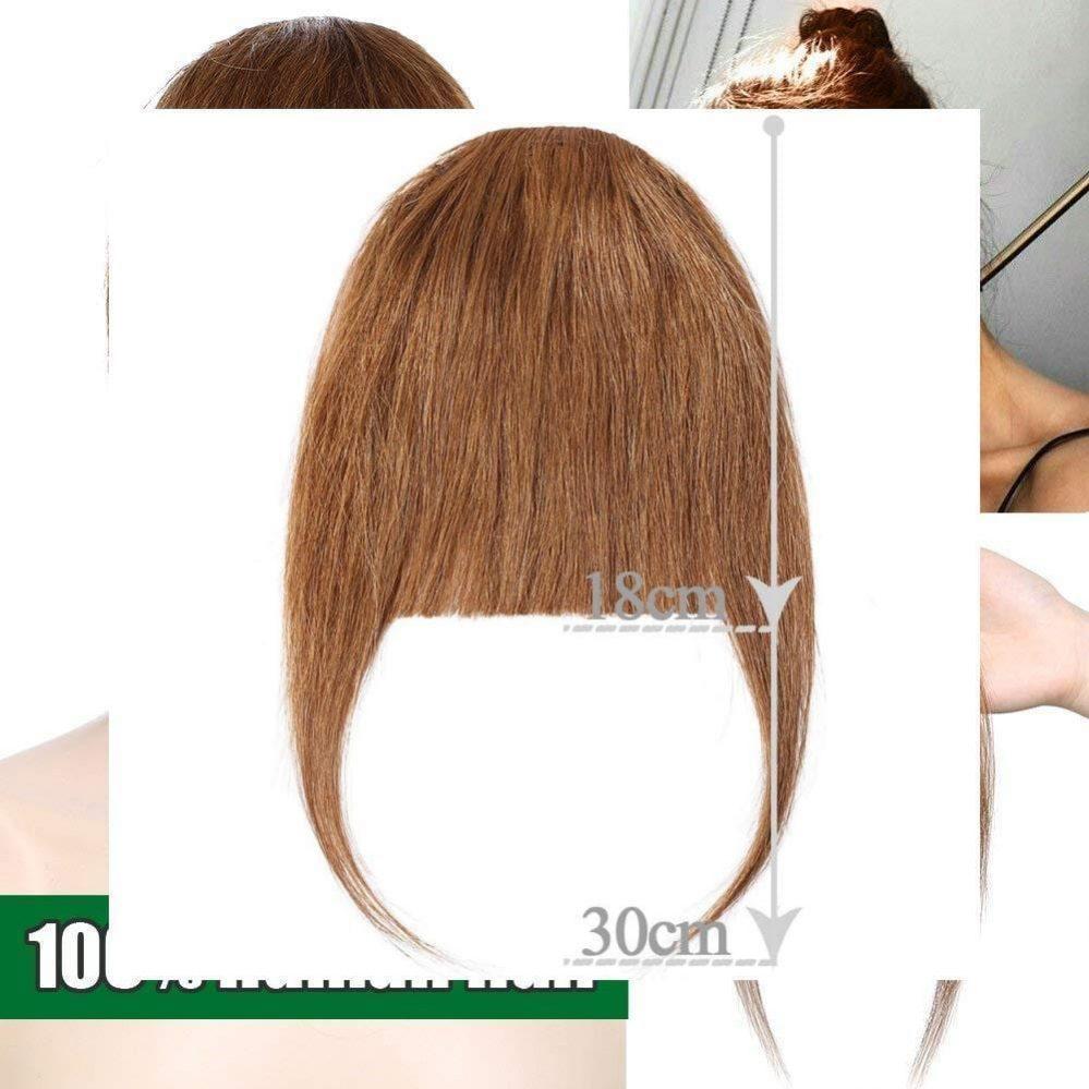 Frange a Clip Postiche Cheveux Naturel Extension 100% Humain Bang Fringe…   Prix : 24.99  Termine le : 2018-10-21 20:50:48  Vu sur eBay  …