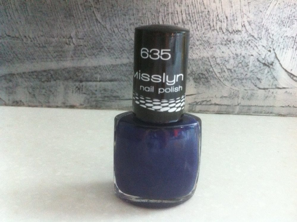 MISSLYN – VERNIS A ONGLES – Nail polish n°635