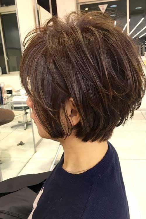 Short Hair for Older Women Source by kurokaito   …