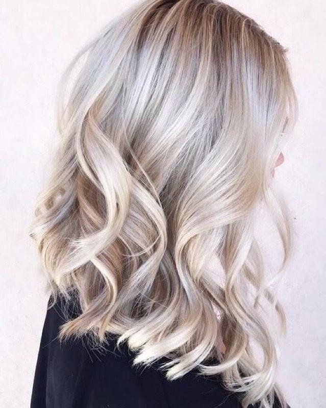 Eliot James loves these beautiful cool blonde tones! #eliotjames #petalumahair #blondehair Source by Xtinahonwell   …