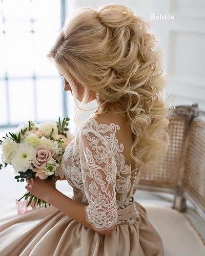 Coiffure De Mariage   Description   Featured Hairstyle: Elstile www.elstile.com      flashmode.be/coiffure-de-mariage-featured-hairstyle-elsti…  Posté par flashmode.be  sur 2018-05-25 11:39:46      Tagged:    …