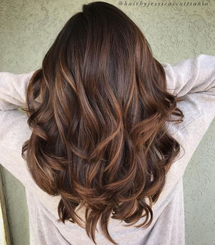 Light Brown Balayage For Thick Hair Source by MamandeLucas   …