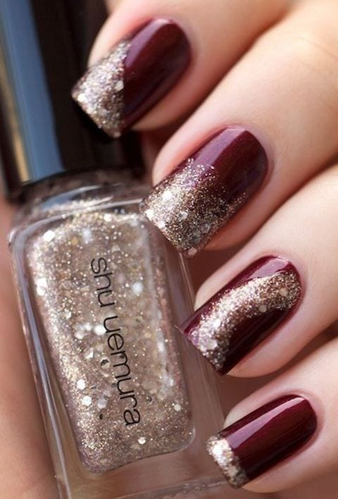 Amazing Winter Nails Art For Women Fashion 37 – outfitism.com