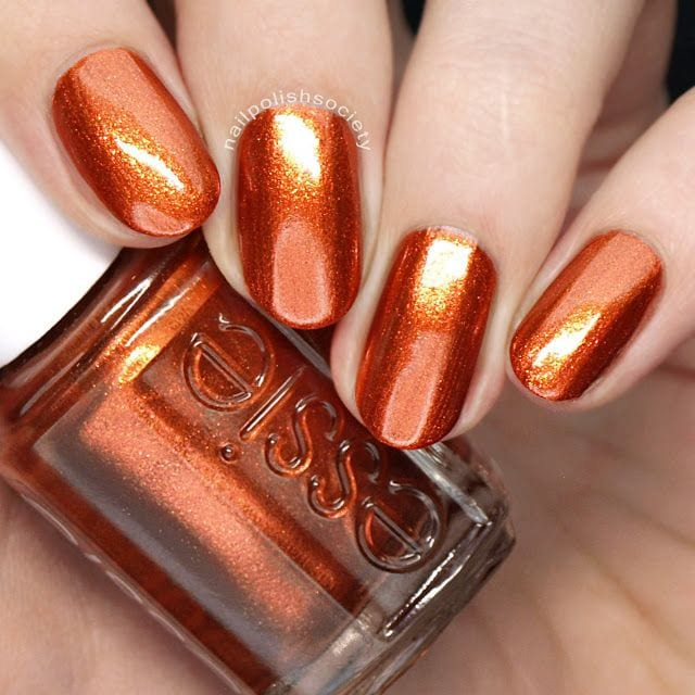 Essie Fall 2018 Collection >> Nail Polish Society