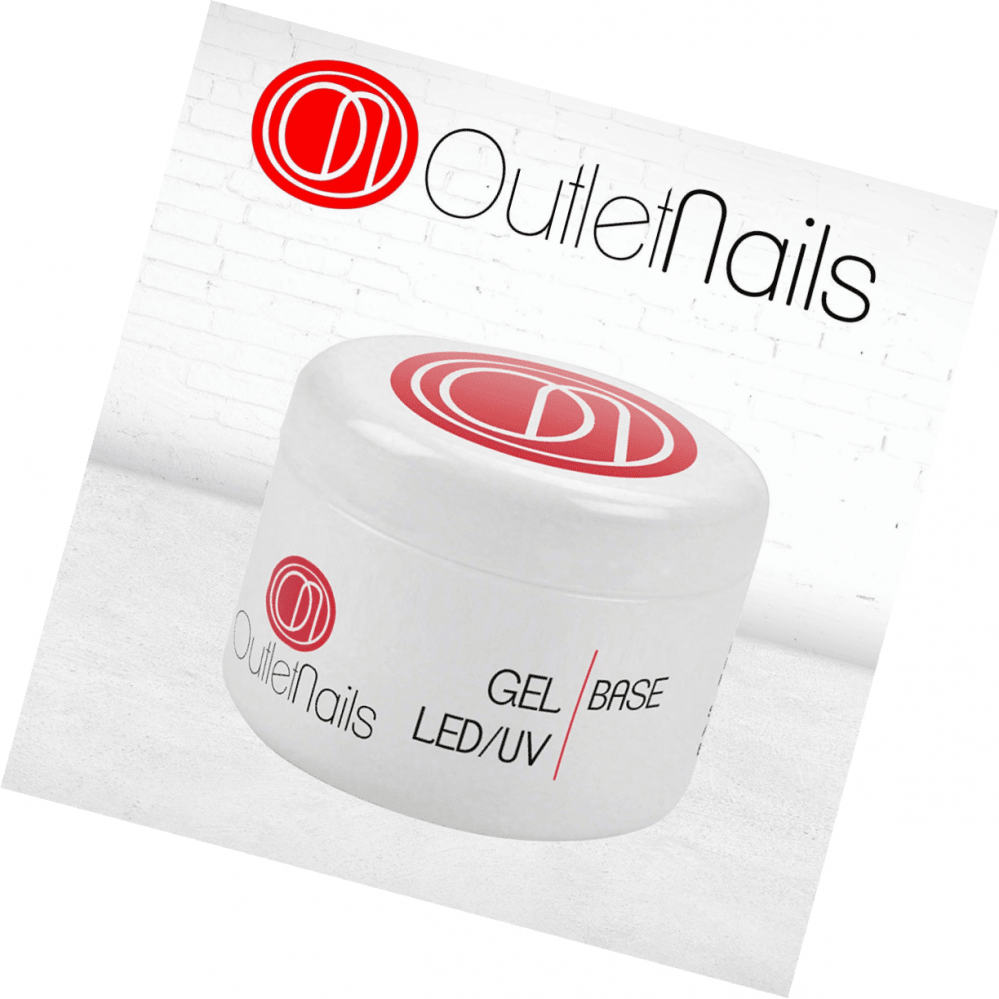 Gel UV d'adherence 50ml / UV/LED base pour ongles en