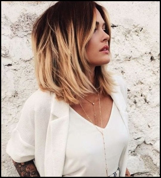 Winter haircuts 2018 women #haircuts #winter #women
