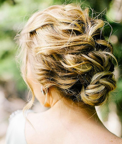 Coiffure De Mariage   Description   Photographer: Ciara Richardson Photography; Hair & Makeup: Hair and Make-up by Steph      flashmode.be/coiffure-de-mariage-photographer-ciara-richa… 