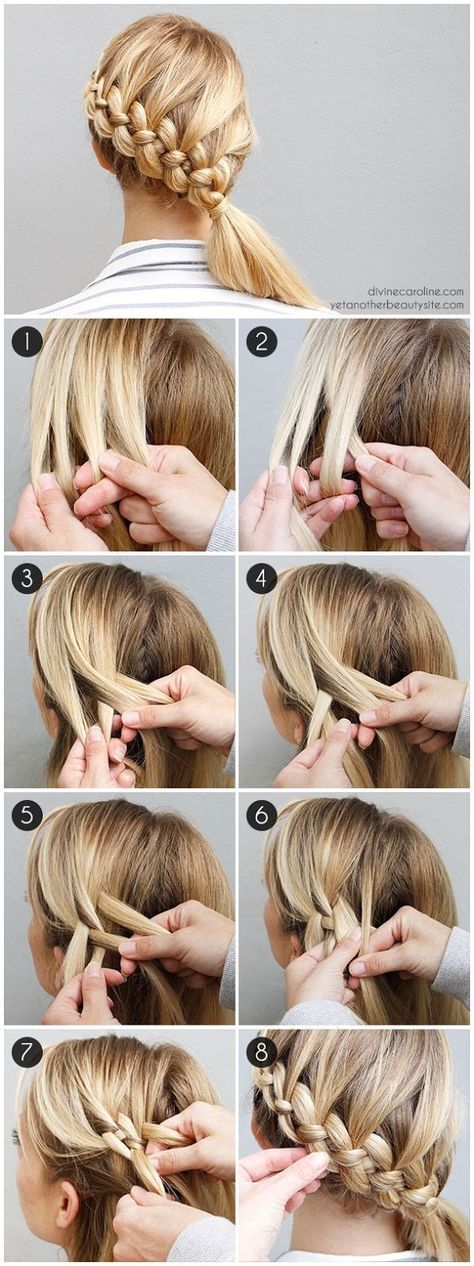 7 cute festive hairstyle ideas 01