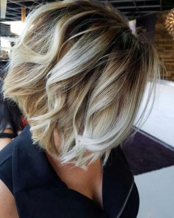 Balayage Short Hair Source by caatootje   …