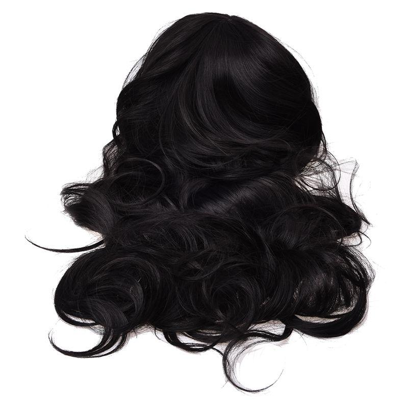 Perruques Bouclees de Cosplay pour les Femmes Avec Cheveux Long Boucles Pon P1V6  Prix : 6.82  Termine le : 2018-12-28 11:07:47  Vu sur eBay  …