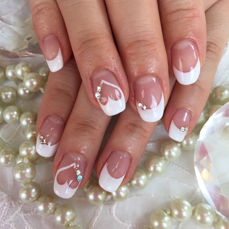 this is my real wedding nail!                                  …