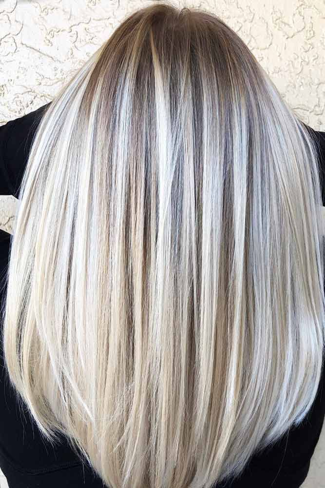 Long layered hair styles come to our rescue when we are tired of our old cut and wish to refresh it, yet, we don't really want to sacrifice the length. Let's see which styles with layers are hot this season.…