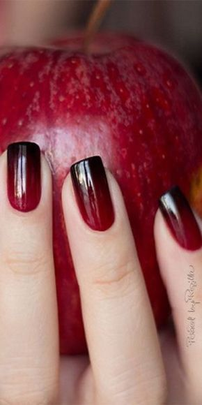 Ombre nails are very trendy now. You can achieve the desired effect by using nail polish of different colors. To help you look glamorous, we have found 30+ pictures of beautiful nails. Related Source by daisychain39   …