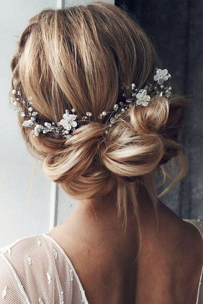 Stunning Wedding Hairstyles ❤️ See more: www.weddingforwar… #weddings Source by lottevdl95   …