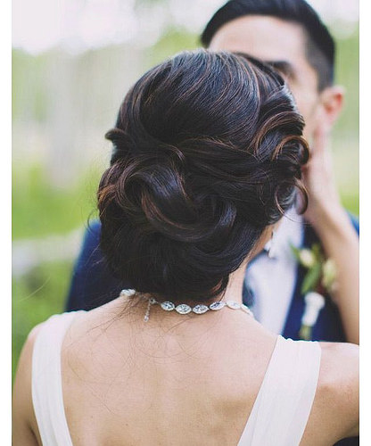 Coiffure De Mariage   Description   featured photo: Alixann Loosle Photography      flashmode.be/coiffure-de-mariage-featured-photo-alixann-l… 
