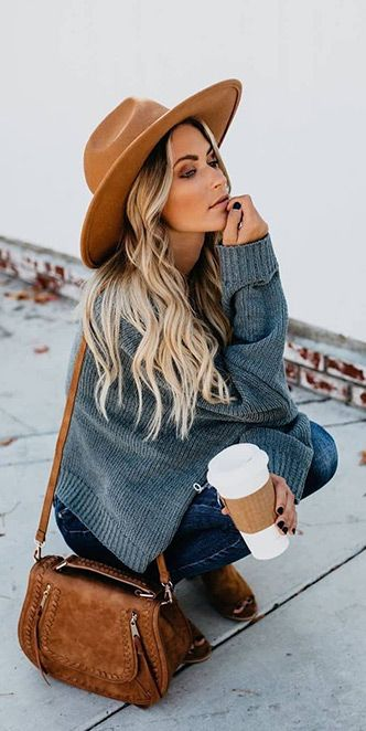 50 Fabulous Fall Outfits to Wear Now Vol. 3 / 40 #Fall #Outfits Source by gmdeleeuw   …