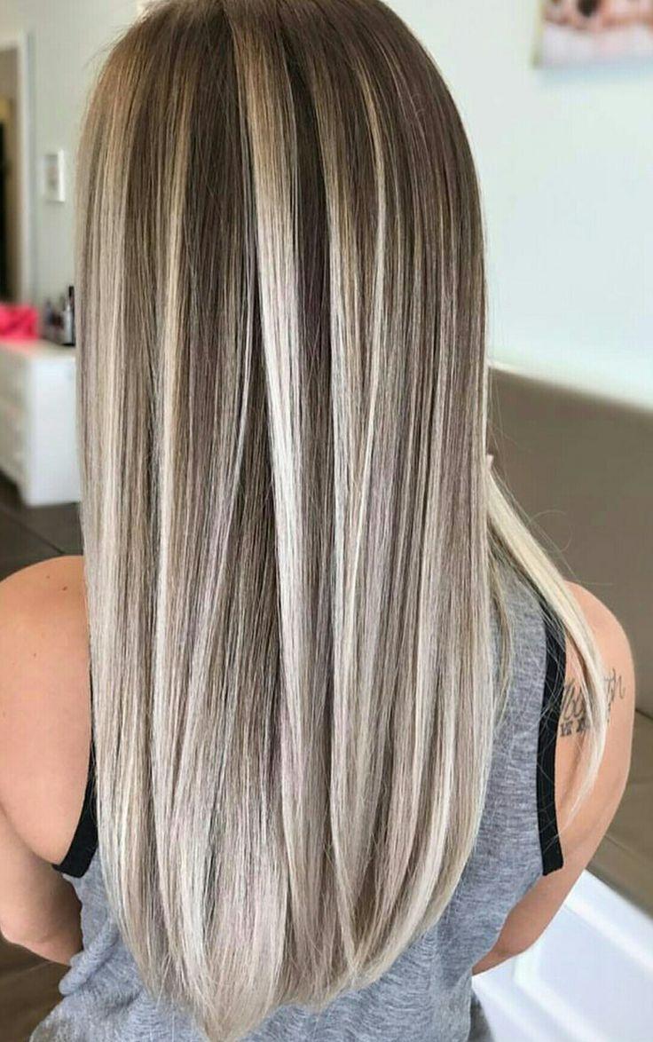 Ash Blonde Hair: Ash Blonde Hair Color Source by peytonpfeiffer8   …