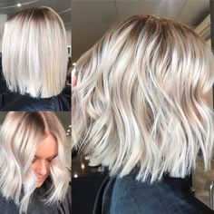 Hair Color Trends 2017/ 2018 Highlights : Blonde balayage long hair cool girl hair Lived in hair colour Blonde br Source by auraatje   …