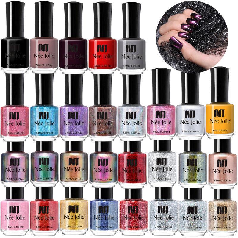 7.5ml Vernis à ongles Pure Colors Argent Noir Vernis à Manucure Rouge NEE JOLIE  Price : 1.00  Ends on :   Voir sur eBay   …