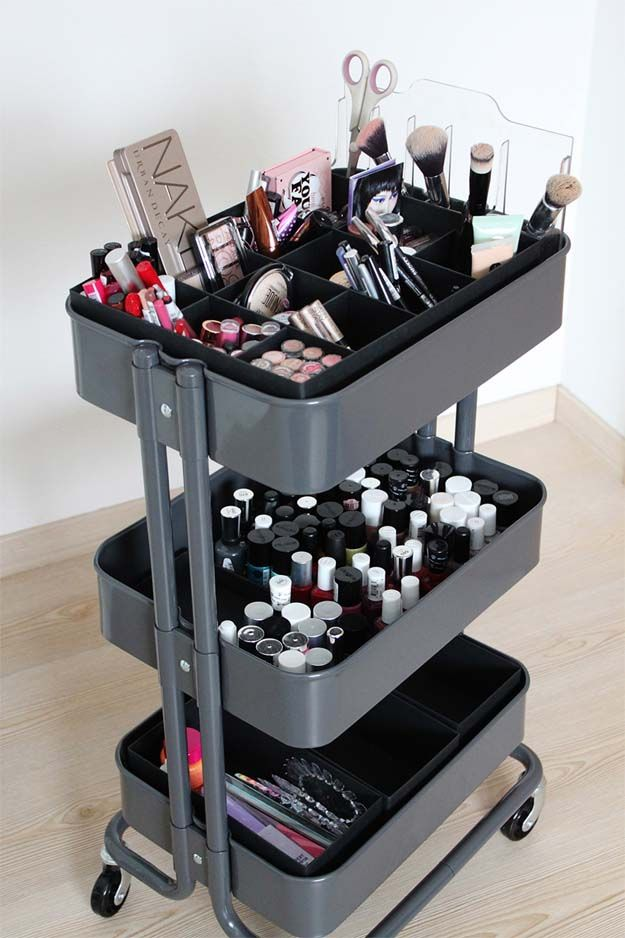 7 IKEA-Inspired DIY Makeup Storage IdeasFacebookGoogle+InstagramPinterestTumblrTwitterYouTube