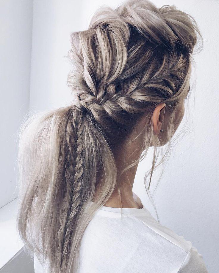 Long Wedding hairstyles and updos from lenabogucharskaya #weddings #hairstyles #weddingideas #weddinghairstyles #hair #dpf #deerpearlflowers Source by jannekefokkink   …