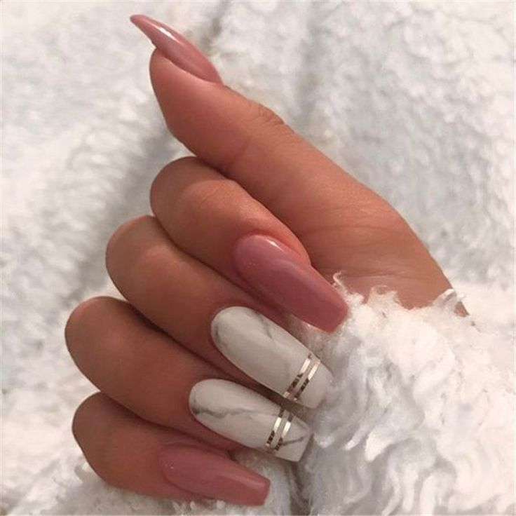 Marble Coffin Nails; Long Coffin Nails; Coffin Nails; Acrylic Nails; Long Nails; Winter Nails; Glitter Nails; Nails Art; Nails Design; Marble Nails; #Sumcoco Source by RoosxRose   …