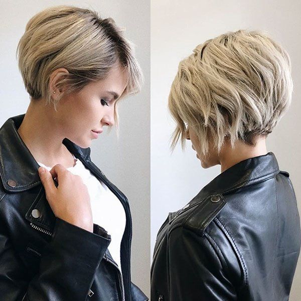 40 Latest Trendy Short Haircuts 2019 – Styles Art Source by klaaswesselink   …