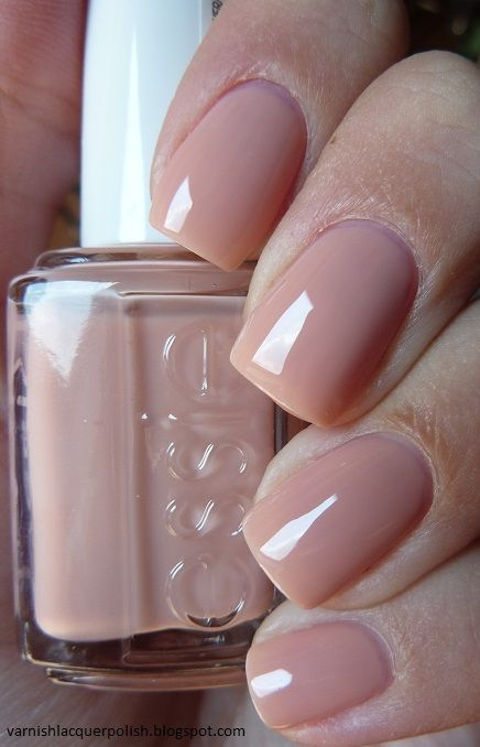 I need this nail polish simply because of the name!!!! 🙂 ESSIE Nail Polish – 'Not Just A Pretty' face