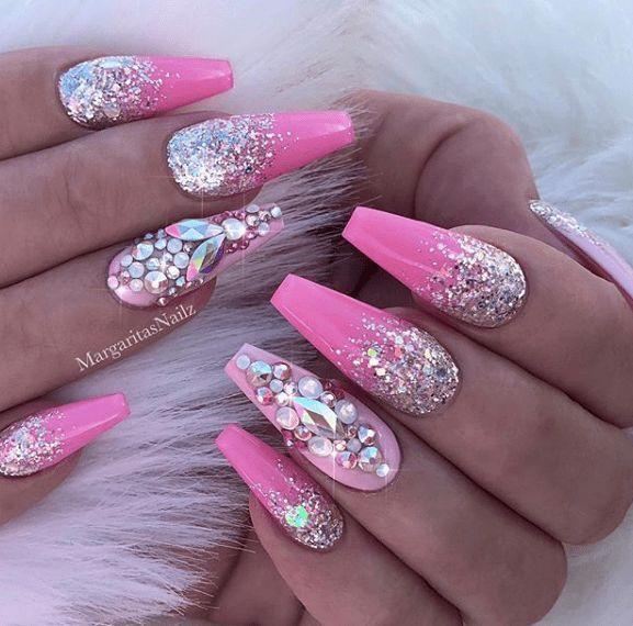 31 Looks: Nails for Valentine's Day > CherryCherryBeaut… Source: margaritasnailz / Instagram Source by sandra2559   …
