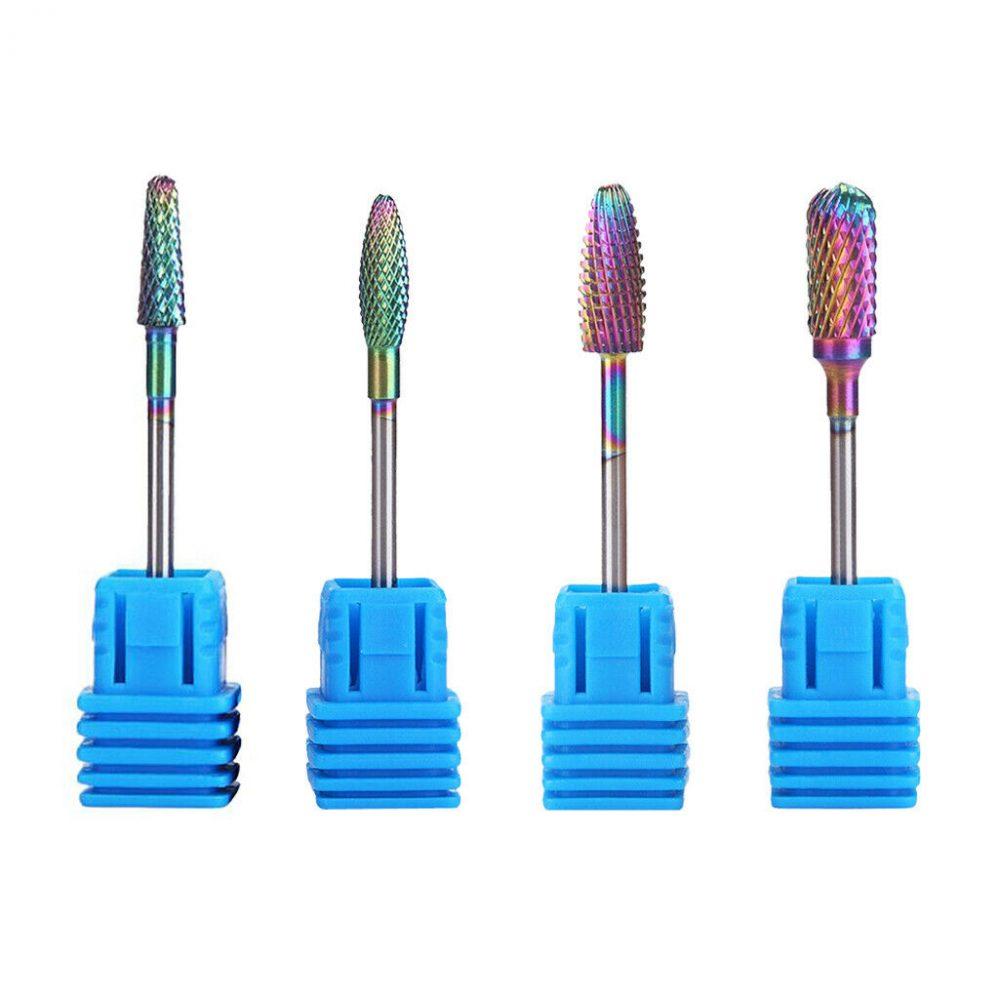 4pcs / set gel de nettoyage de cuticules de foret à ongles en acier de  Price : 17.14  Ends on :   Voir sur eBay   …