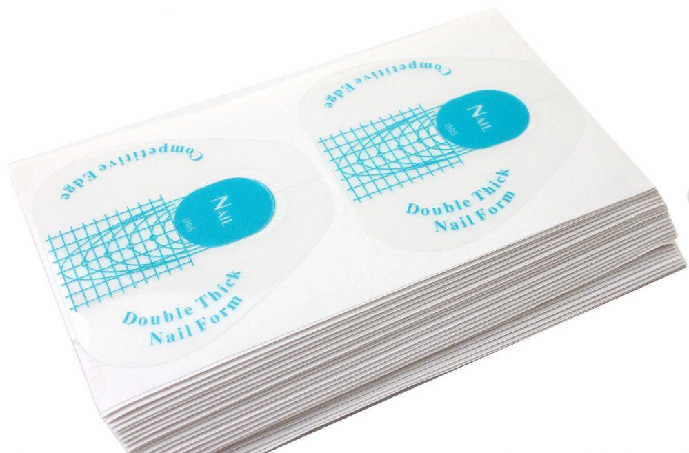 Gel Gabarits de Modelage Ongles en PLASTIQUE pour / Acrylique Plastikschablonen  Price : 6.20  Ends on :   Voir sur eBay   …