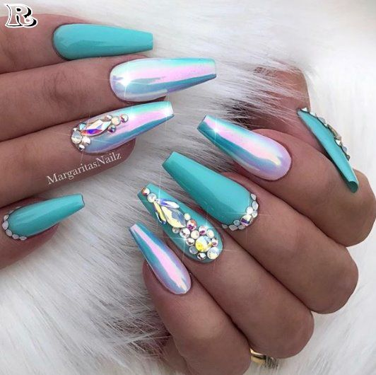 Chrome nail polish is that the latest trend these days. These conspicuous nail styles are referred to as mirror nails. they're therefore shiny then bright that you just can forthwith wish them. The mirror manicure is that this season's must…