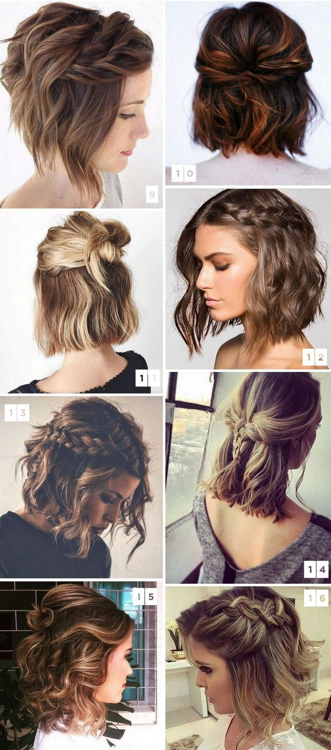 Cool 20 Cute Short Hairstyles & Haircuts fashiotopia.com/… You are able to choose various short haircuts for fine hair. With a broad number of hairstyles readily available, it is quite hard to settle on the most appropriate haircut Source by a5t   …