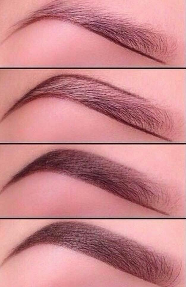 How to achieve the perfect eyebrows