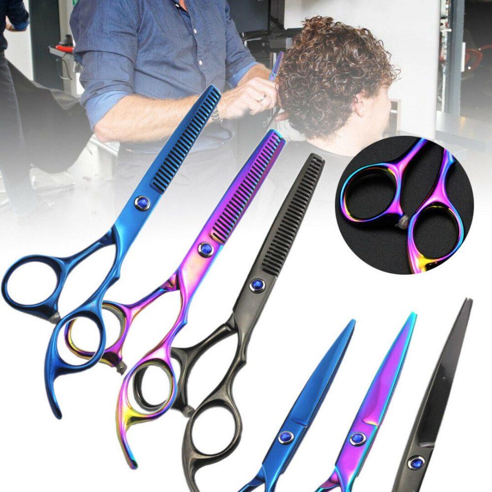Pro Coupe-Ciseaux Cheveux-Salon Coiffeur Coiffure Acier Sculpteur Coupe Cheveux  Prix : 4.77  Termine le : 2019-06-23 10:59:53  Vu sur eBay  …