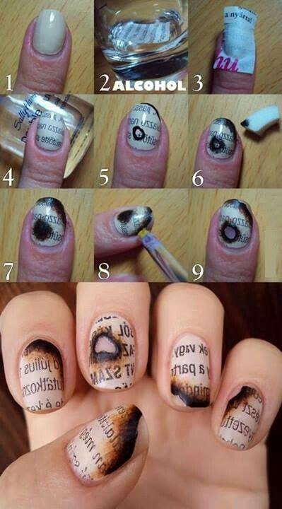 So need to get my nail tec to do this for me Source by monicabalan   …