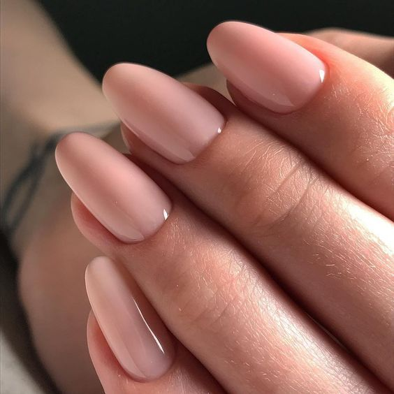 Fantastic 60+ NUDE NAILS DESIGNS FOR A CLASSY LOOK IDEAS