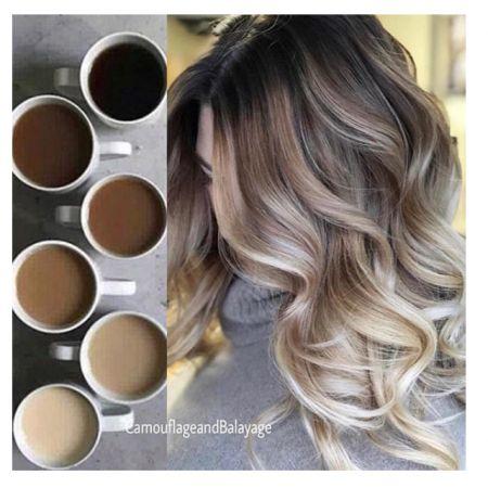 Cold brew hair Source by rachelkromdijk   …