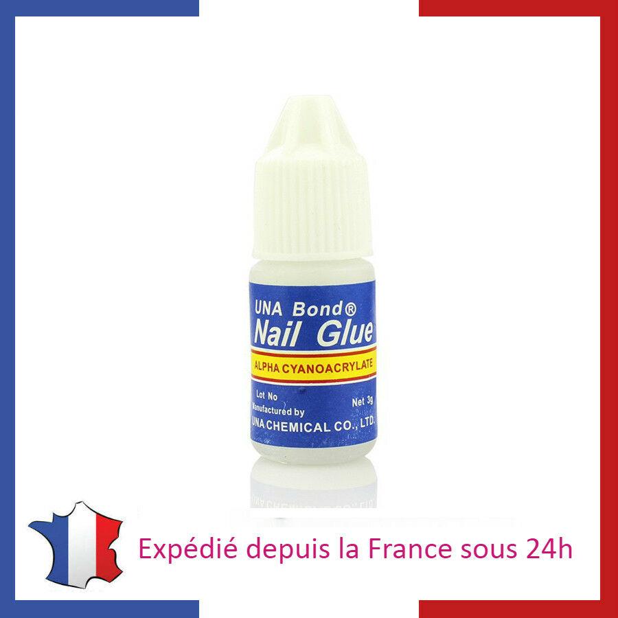 Colle Liquide pour Faux Ongles Flacon de 3g pour Tips et Capsules  Price : 1.09  Ends on :   Voir sur eBay   …